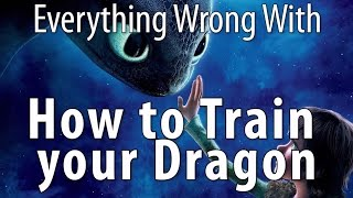 Download Everything Wrong With How To Train Your Dragon Video