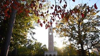 Download Autumn adorns UNC-Chapel Hill's campus Video