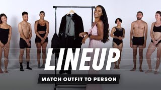 Download Match Outfit to Person | Lineup | Cut Video