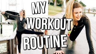 Download Workout Routine | How to Get Fit for Spring Break Video