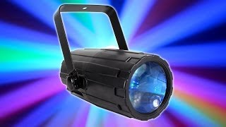 Download Beamz Moonflower Effect RGBAW Colour LED Disco Light Mobile Party DJ Lighting Video