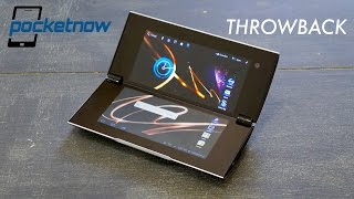 Download Sony Tablet P Review: Pocketnow Throwback Video