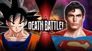 Download Goku VS Superman | DEATH BATTLE! Video