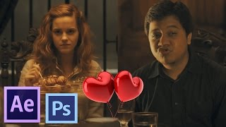 Download After Effects TUTORIALS - How to Put Yourself Inside Any Movies Video