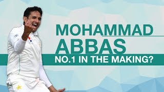 Download Mohammad Abbas, Pakistan's new pace sensation Video