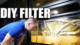 Download DIY AQUARIUM FILTER in 2 mins Video