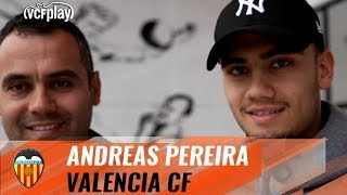 Download ⚽️👟ANDREAS PEREIRA, THE BOY WHO SLEPT WITH HIS FOOTBALL BOOTS ON I VALENCIA CF Video