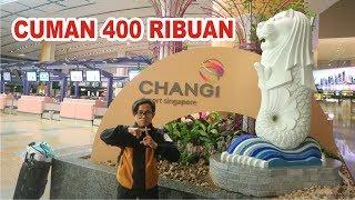 Download JALAN - JALAN DI SINGAPORE CUMAN HABIS 400 RIBU Video