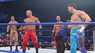 Download FULL-LENGTH MATCH - SmackDown - Fatal 4-Way WWE Tag Team Championship Match Video