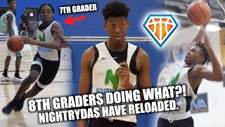 Download 8TH Graders Doing WHAT?! | RELOADED Nightrydas Elite 2022 Put on a SHOW Video
