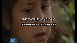 Download One world, different childhood: a video for International Children's Day Video