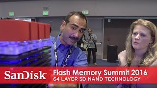 Download Flash Memory Summit 2016 | 64 Layer 3D NAND Technology Video