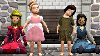 Download SEPARATED AT BIRTH / A PRINCESS STORY / SIMS 4 Video