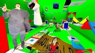 Download BALDI'S WORLD!? Baldi's Basics Obby (New Map) Video