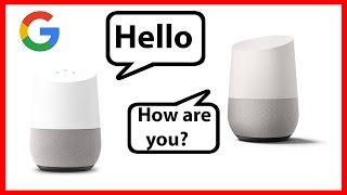 Download Two Google Home bots are talking about life Video