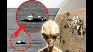 Download Clearest Ever Alien UFO Photo Snapped By NASA Mars Rover Video
