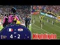 Download football asia world cup 2018.France vs Croatia (4-2) final match highlight Video
