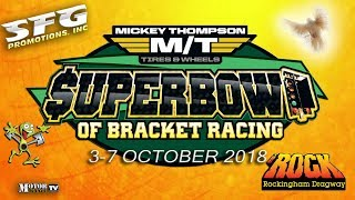 Download 3rd Annual Superbowl of Bracket Racing - Sunday Video