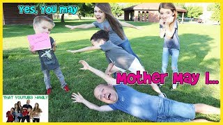 Download Mother May I With Traps / That YouTub3 Family Video