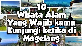Download TOP 10 Wisata Alam Magelang yang wajib kamu kunjungi selain Candi Borobudur Video