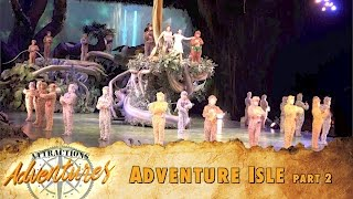 Download Attractions Adventures - 'Adventure Isle Part 2' - Dec. 9, 2016 Video