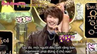 Download Video Vietsub kpop teen9x vn Strong heart Ep 62 Beast 2AM Super Junior 4 Clip Vietsub kpop teen9x vn Strong heart Ep 62 Beast 2AM Super Junior 4 Video Zing Video