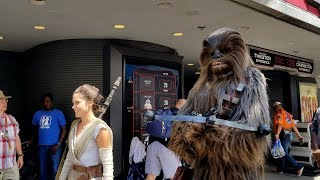 Download MAY THE 4TH BE WITH YOU!HOLLYWOOD STUDIOS 2018 Video