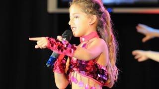 Download Vazquez Sound - Gracias a ti - (8 años) ARIANN (live TV) Video