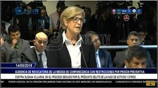 Download Audiencia de pedido de 36 meses de prisión preventiva contra Susana Villarán Video