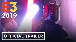 Download Lego Star Wars - The Skywalker Saga Official Reveal Trailer - E3 2019 Video