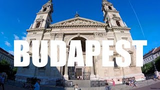 Download A TOUR OF BUDAPEST: Hungary's Incredible Capital City Video