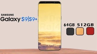 Download Samsung Galaxy S9 - Check This Out Storage & Colors Revealed! Video