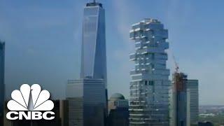 Download NYC's Jenga-Shaped Skyscraper: $28.5 Million Penthouse | Secret Lives Of The Super Rich | CNBC Prime Video