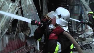 Download Гасіння пожежі на Кам'янець-Подільському ринку Video
