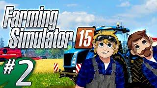 Download Farming Simulator 15 #2 - SCORPION KING Video