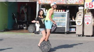 Download PICKING UP GIRLS ON A SEGWAY!! Video