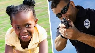 Download Cops Tackle 11-Year-Old Girl And Holds Her At Gunpoint Video