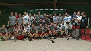 Download Abschiedsspiel für ″Tanga″ Jan Gehlen HTCU vs. All-Stars 19.12.2014 Video