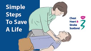 Download CPR - Simple steps to save a life - Animated Explanation Video - Health Sketch Video