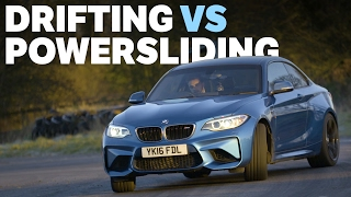 Download The Differences Between Drifting And Powersliding Video