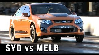 Download Sydney vs Melbourne Street Outlaws Video