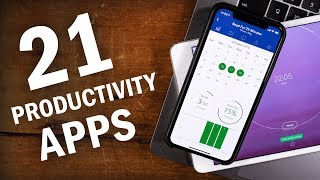 Download 21 Apps that FORCE You to Be More Productive Video