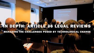 Download SIPRI Searchlight: Article 36 legal reviews Video