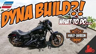 Download Harley Dyna BUILD?! - Low Rider S thoughts... Video