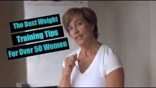 Download What Every Over 50 Woman Needs To Know About Weight Training Video