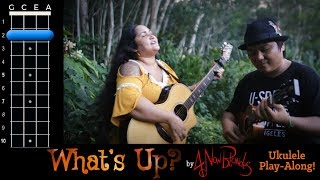 Download ″What's Up?″ (4 Non Blondes) Ukulele Play Along! Video