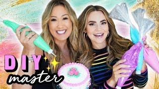 Download DIY MASTER 10: Cake Decorating w/ Rosanna Pansino Video