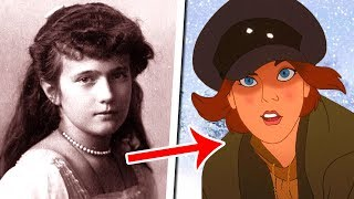 Download The Messed Up Origins of Anastasia   Disney Explained Messed Up Origins Video