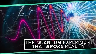 Download The Quantum Experiment that Broke Reality | Space Time | PBS Digital Studios Video