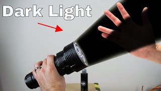 Download Can Light be Black? Mind-Blowing Dark Light Experiments! Video
